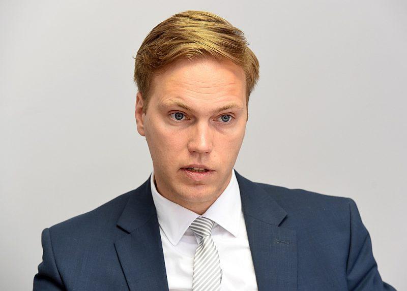 Baltijas Korporatīvās pārvaldības institūta viceprezidents Andris Grafs.