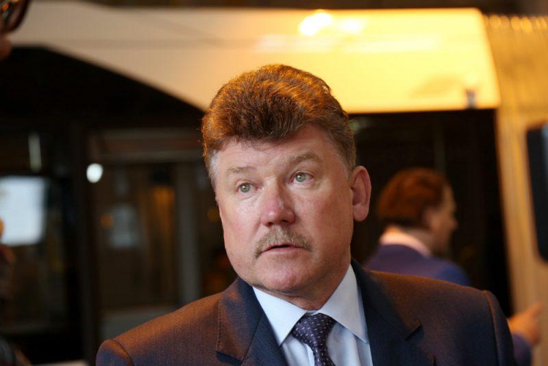 """SIA """"Rīgas satiksme"""" bijušais valdes priekšsēdētājs Leons Bemhens"""