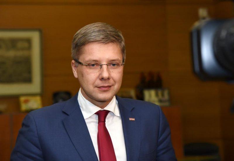 Nils Ušakovs.