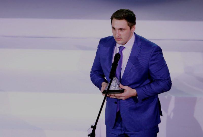 Oskars Melbārdis – 2018.gada Latvijas sportists.