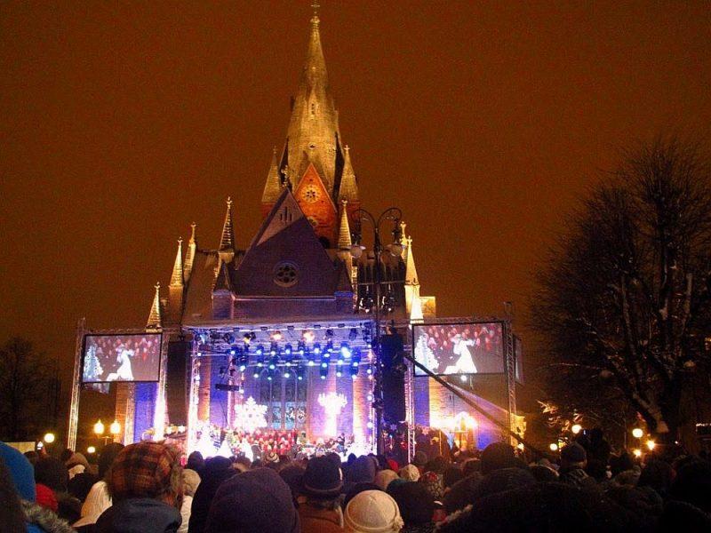 Ziemassvētku koncerts Ērebrū – tradīcija, kas šogad neturpinās.