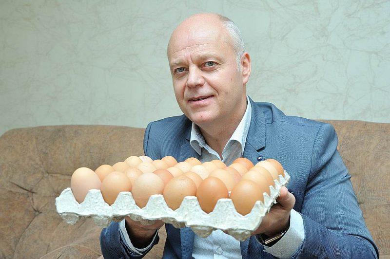 Vai Ukrainas investoru projekta vistas dēs zelta olas Latvijā vai citviet, vēl nav skaidrs, tikmēr Arnis Veinbergs optimisma pilns par veiksmīgu projekta iznākumu tepat Latvijā.