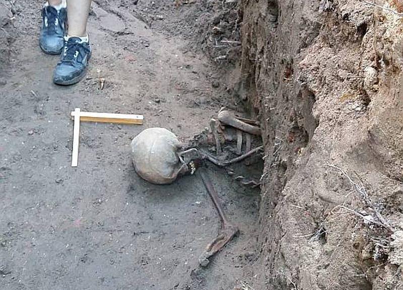 Artūra Tomsona vadītajos izrakumos konstatēts ap 300 apbedījumu – daļa kaulu pārapbedīta, daļa nodota tālākai izpētei.