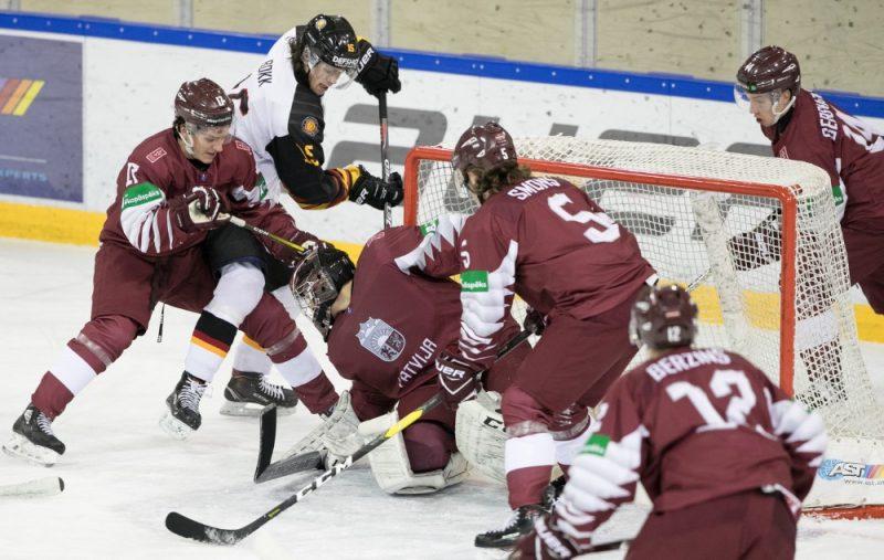 Latvijas junioru U-20 izlase pasaules čempionātā piedzīvojusi trīs zaudējumus četrās spēlēs.