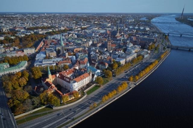 Rīgas pils Horna bastions.