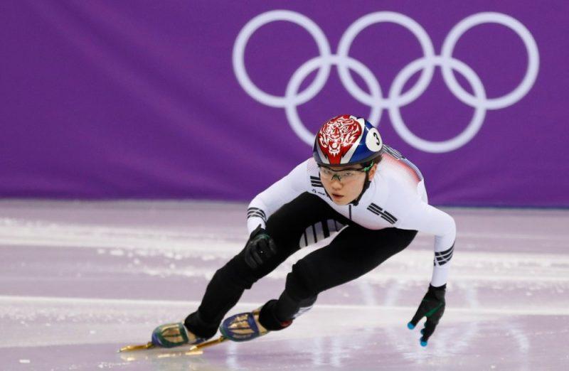 Divkārtējā olimpiskā čempione šorttrekā Šima Sukhī cietusi no sava trenera, kurš viņai seksuāli uzmācies.