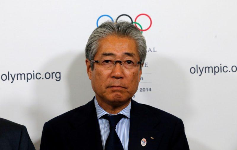 Japānas Olimpiskās komitejas prezidents Cunekaza Takeda tiek apsūdzēts korupcijā.