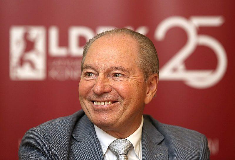 Vitālijs Gavrilovs, LDDK prezidents
