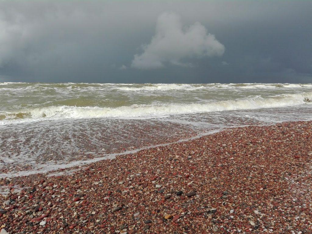 Baltijas jūra.
