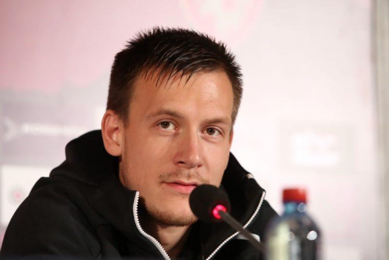 """Vitālijs Jagodinskis karjeru turpinās """"RFS"""" vienībā."""