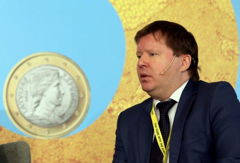 Ilgtspējīgā biznesa centra direktors un SSE Arnis Sauka.