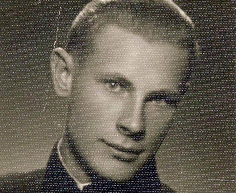 Arturs Neparts 20. gadsimta 40. gadu sākumā