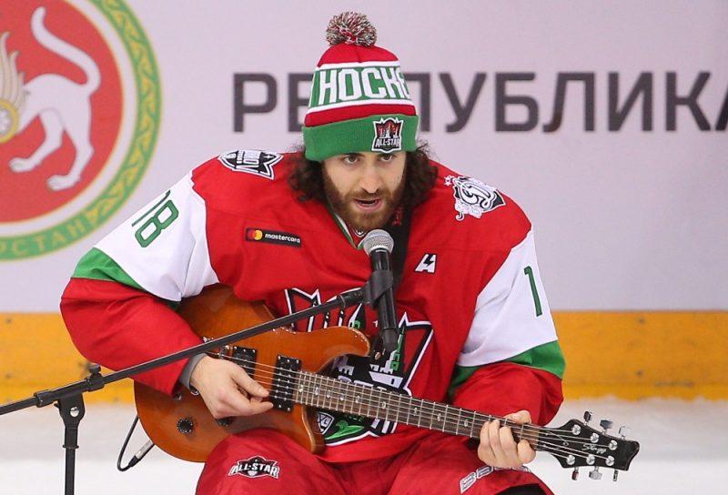 Metjū Majone uzstājas KHL zvaigžņu spēlē.