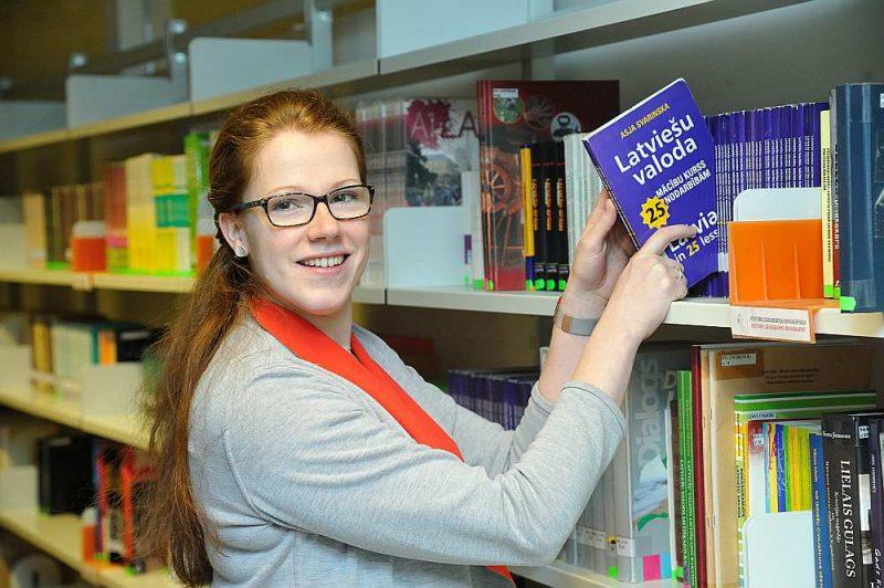 """Anna Vīmane, vērtējot savu latviešu valodas prasmes līmeni, atzīst: """"Saprotu daudz vairāk, nekā varu pateikt."""""""