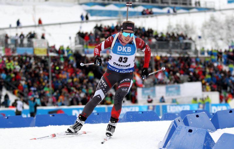 Baiba Bendika pēc ieilguša neveiksmju posma labi startēja pasaules čempionātā sprintā.