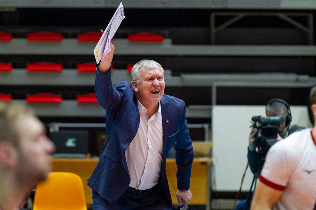 Āvo Kēls turpinās darbu ar Latvijas volejbola izlasi.