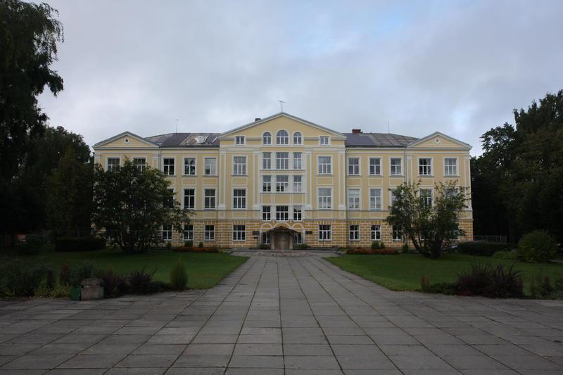 Priekuļu tehnikuma ēka