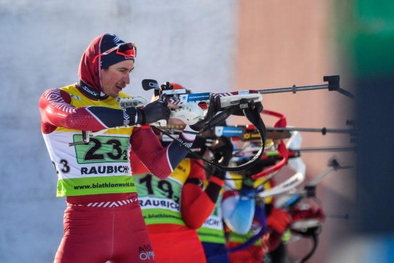 Andrejs Rastorgujevs (priekšplānā) startē Eiropas čempionātā.