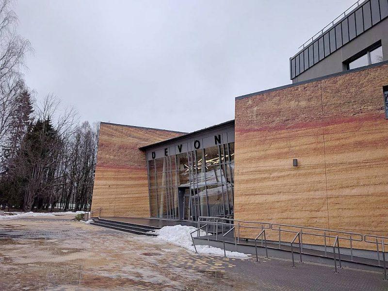 """Siguldas kultūras centrs """"Devons"""" atdzimis jaunā veidolā – izveidota energoefektīva ēka ar plašāku publisko un tehnisko zonu."""