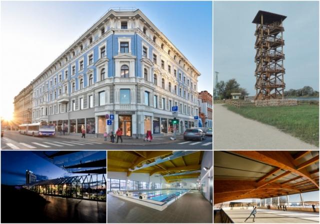 """Konkursam """"Latvijas Būvniecības gada balva 2018"""" ir iesniegti kopskaitā 140 pieteikumi – būves un objekti, kuri nodoti ekspluatācijā 2018. gadā."""