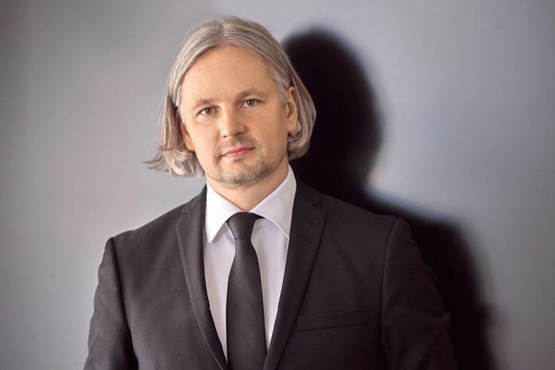 """""""Swedbank"""" vadītājs Latvijā Reinis Rubenis"""