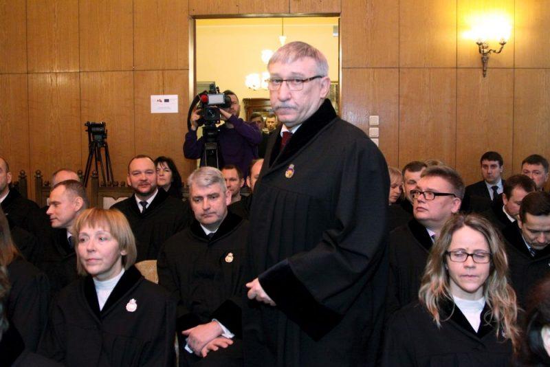 Prokuratūrā notiek gada pārskata sanāksme