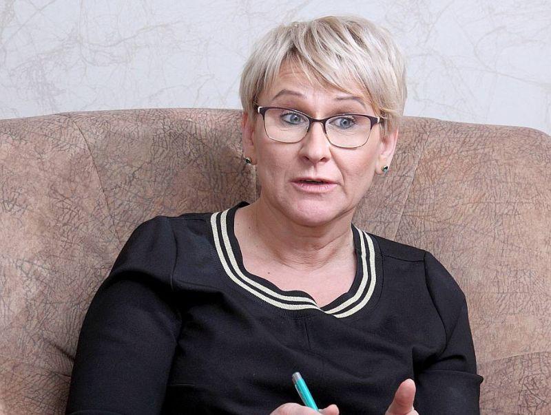 Valsts ieņēmumu dienesta ģenerāldirektore Ieva Jaunzeme.