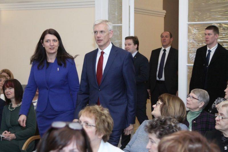 Krišjānis Kariņš LIZDA sanāksmē, 20.02.2019.
