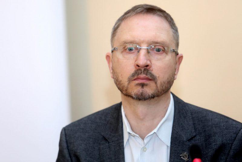 """""""SAF Tehnika"""" valdes priekšsēdētājs Normunds Bergs"""