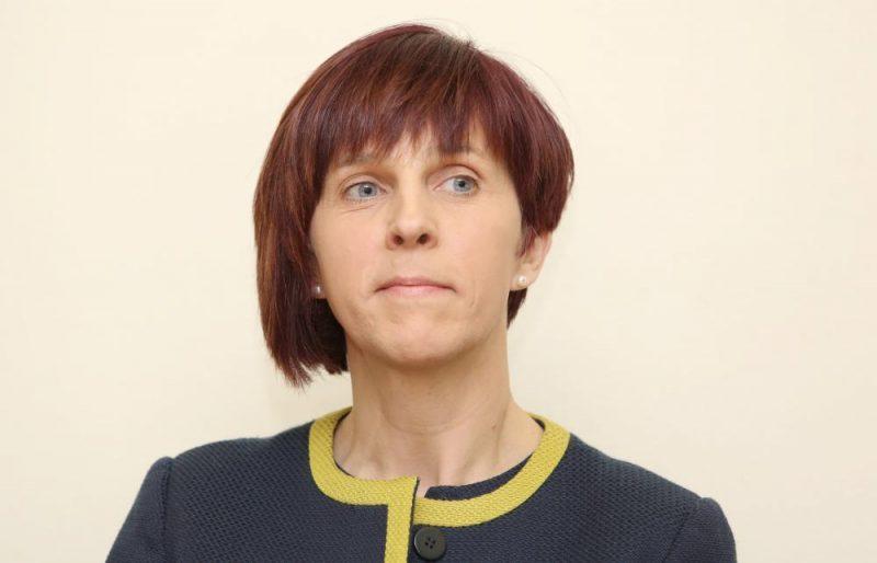 """""""Skola2030"""" mācību satura ieviešanas vadītāja Zane Oliņa"""
