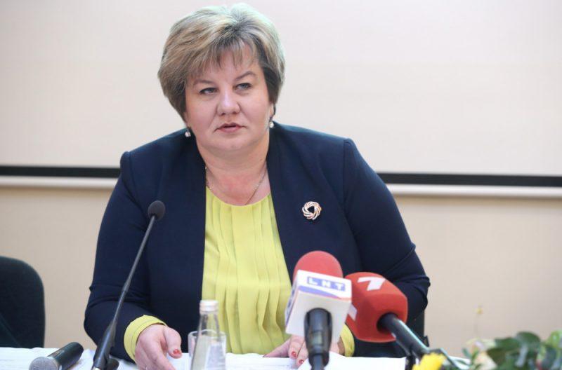 Latvijas Universitātes pētniece Līga Leitāne.