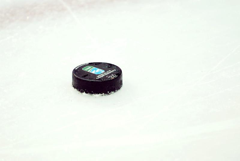Hokeja ripa.