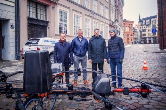 """Ar ALTUM atbalstu SIA """"Aerones Nordic"""" izdevies piesaistīt """"Expansion Capital"""" investīcijas."""