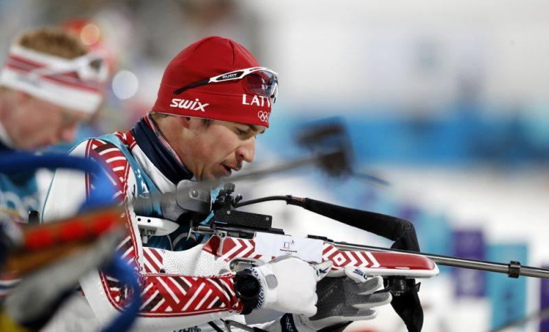 Andrejam Rastorgujevam joprojām neizdodas uzlabot sniegumu šaušanā.
