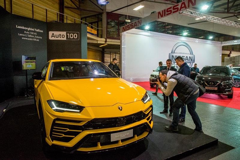 """Aprīlī Ķīpsalā notiks Baltijā lielākā autoindustrijas izstāde """"Auto 2019""""."""