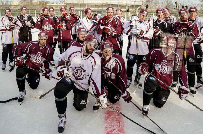 """Rīgas """"Dinamo"""" hokejisti šosezon ar savu sniegumu spēja atgriezt līdzjutējus """"Arēna Rīga"""" tribīnēs."""