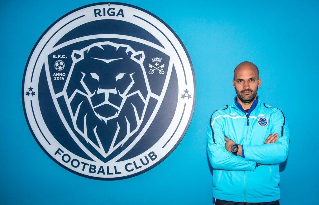 """Luīšs Pimenta pirms sezonas sākuma pametis """"Riga"""" galvenā trenera amatu."""