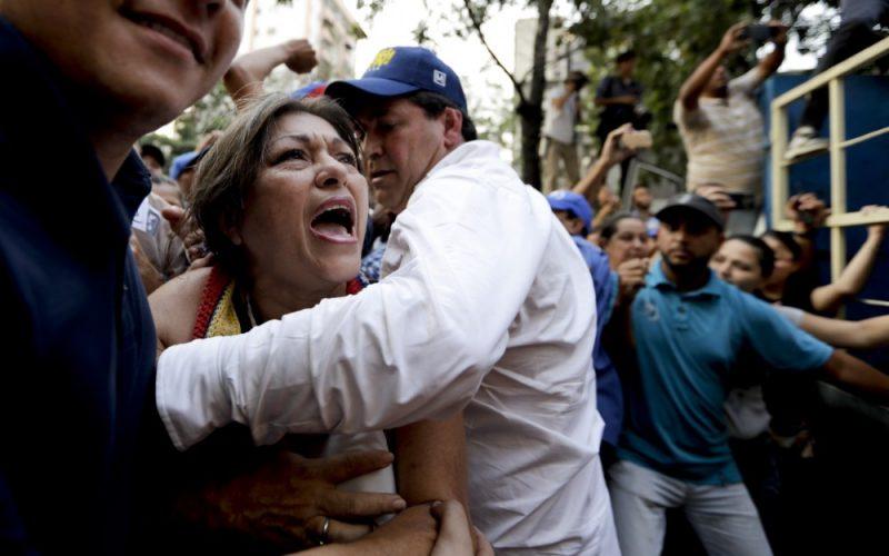 Venecuēla.