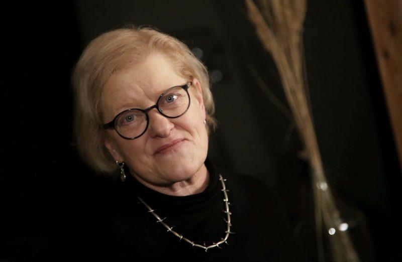 Izdevniecības galvenā redaktore, dzejniece Inese Zandere.