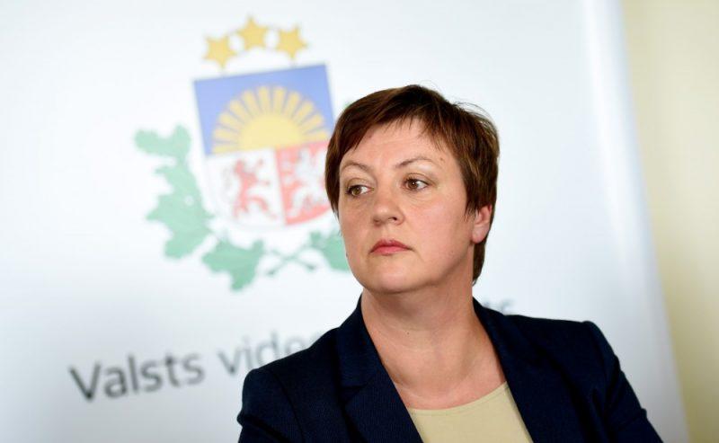 Bijusī Valsts vides dienesta (VVD) ģenerāldirektore Inga Koļegova.