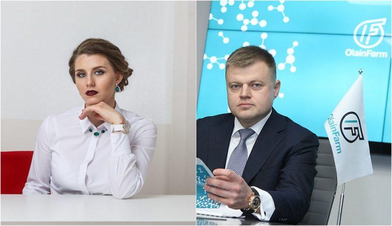 Nika Saveļjeva, Pāvels Rebenoks.