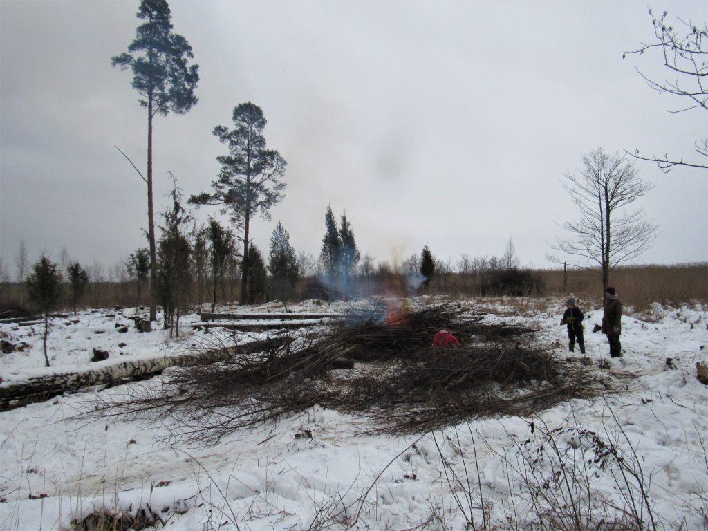 Dabas aizsardzības pārvalde nedēļas nogalē aicina uz talku Kaņiera ezera piekrastē