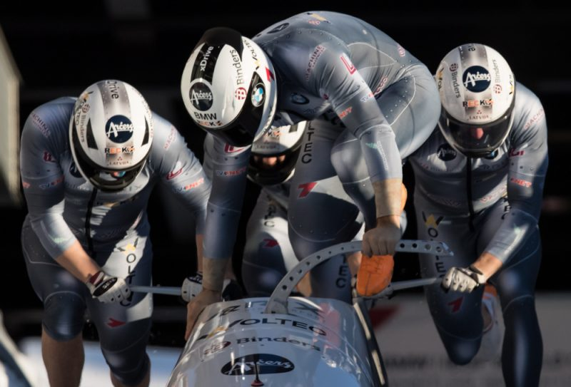 Latvijas bobsleja saimei pievienojušies 14 jauni censoņi.