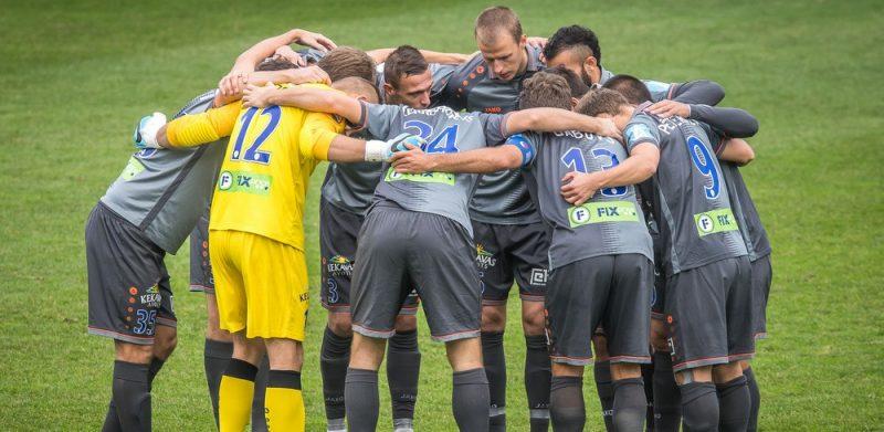 """Riga"" futbolisti sezonu sākuši ar uzvaru."