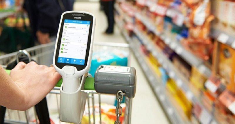 Mobilais preču pašskenēšanas risinājums ir populārs Skandināvijas valstīs un Igaunijā, bet Lietuvā šādu risinājumu pirmais tirdzniecības centrs ieviesa šī gada februārī.