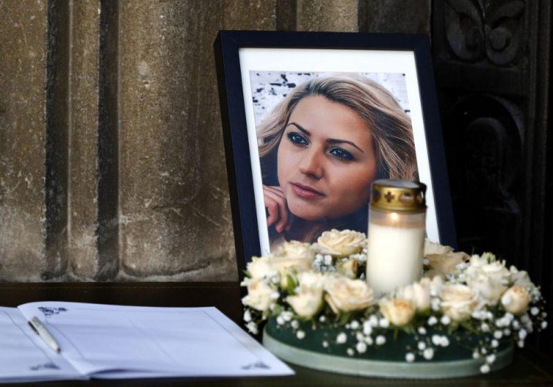 Žurnālistes Viktorijas Marinovas līķis 7.oktobrī tika atrasts Ruses pilsētā parkā Donavas krastā.