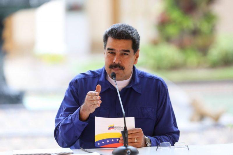 Venecuēlas prezidents Nikolass Maduro