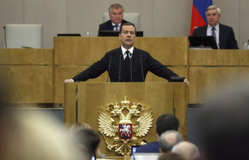 Dmitrijs Medvedevs.