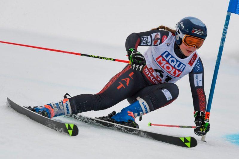 Kalnu slēpotāja Agnese Āboltiņa startē šī gada pasaules čempionātā.