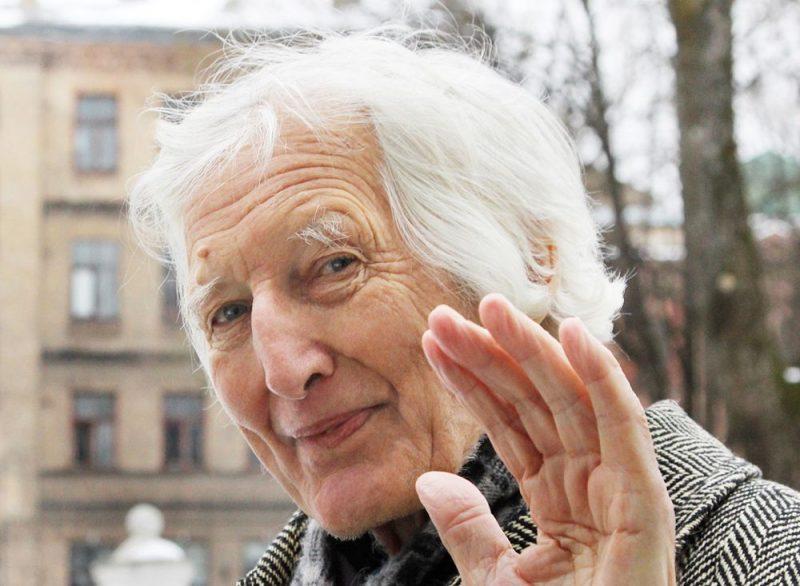 Ornitologs Jānis Brikmanis.